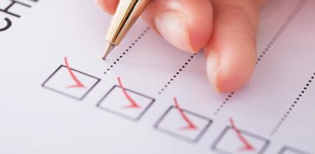 Checklist risicoanalyse
